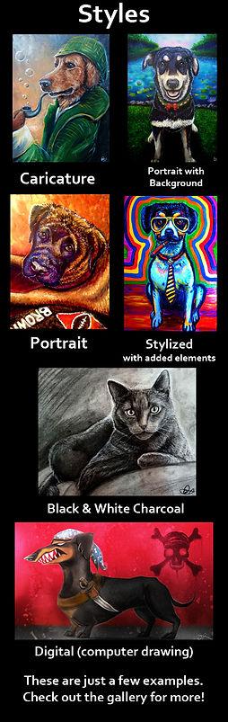 Art styles
