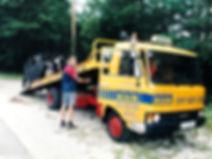 Začetki podjetja Avto Kuk d.o.o.