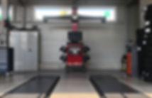 Avto mehanična delavnica 3D Optika