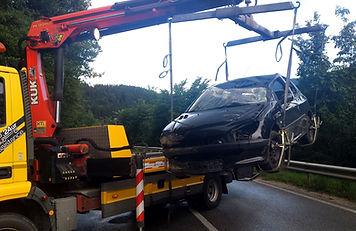 Reševanje vozil na cesti Avto Kuk