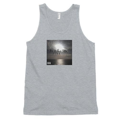 Classic Surreal Audio Unisex Tank Top