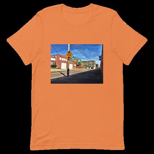 Short-Sleeve Unisex Street T-Shirt