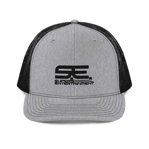 Embroidered 3D Puff Superb Trucker Cap