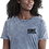 Thumbnail: Denim Embroidered Superb T-Shirt