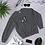 Thumbnail: Unisex Hip Hop Sweatshirt