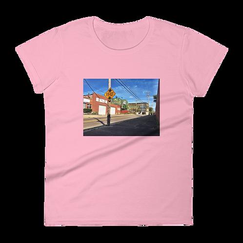 Women's Short Sleeve Street T-Shirt