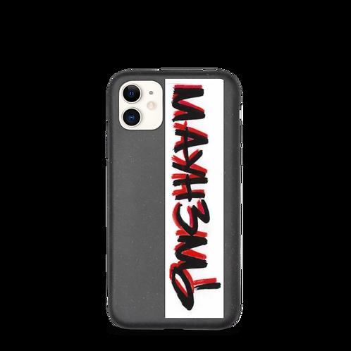 Biodegradable Mayh3m! Phone Case