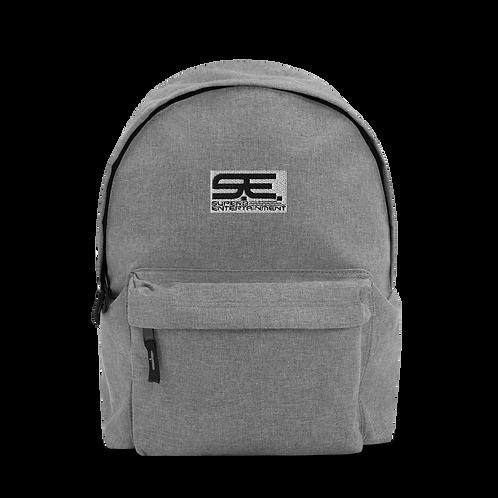Embroidered Superb Backpack
