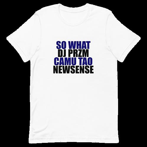 Short-Sleeve Unisex RIP T-Shirt