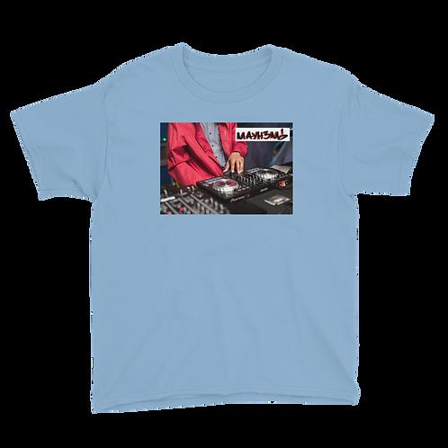 Youth Short Sleeve Mayh3m! (DJ) T-Shirt