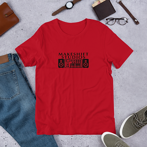 Short-Sleeve Unisex Premium Makeshift T-Shirt
