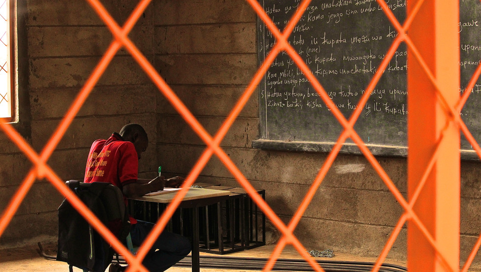 TANZANIAN STUDENT