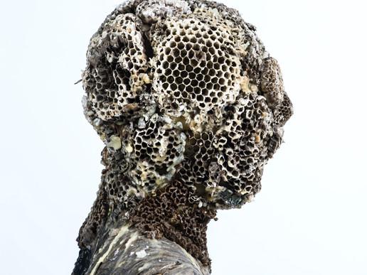 [Art/Culture] Mariano Chavez Sculpture - 'The Long Dream'