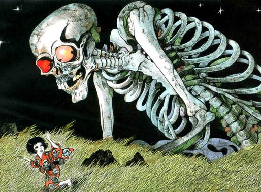 [Art/Culture/Spirituality] Yokai - Fantastic Beasts of Japan