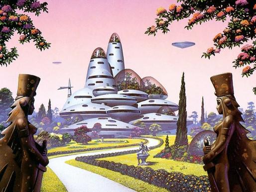 [Art/Spirituality] Sci-Fi Fantasy Art: Tim White (1952-2020) (VOL. 1)