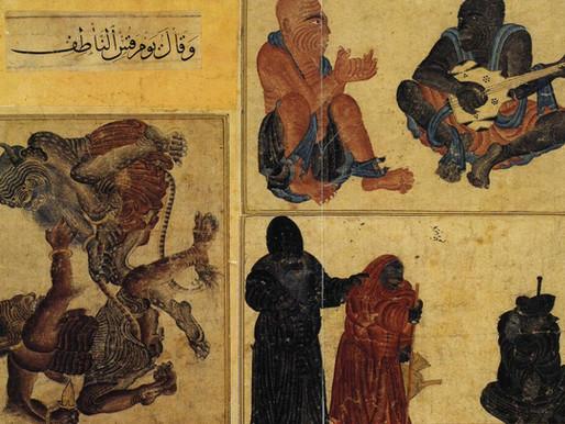 [Art/History/Culture] Siyah Qalam: An Unknown Genius (14th-15th Century)
