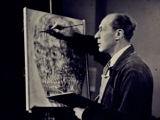 [Art] Pavel Tchelitchew (1898-1957)