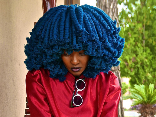 [Music/Culture] Moonchild Sanelly