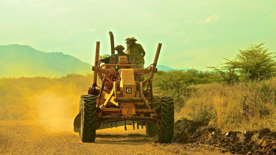 FARMERS IN MKOMAZI