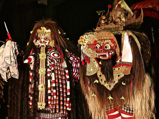 [Photography] The Legend of Barong & Rangda