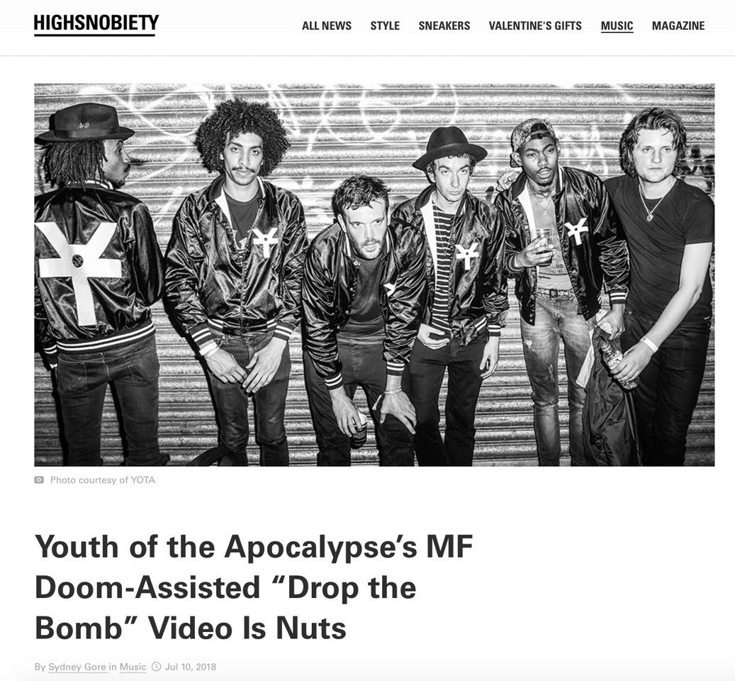 HIGHSNOBIETY - MUSIC VIDEO REVIEW
