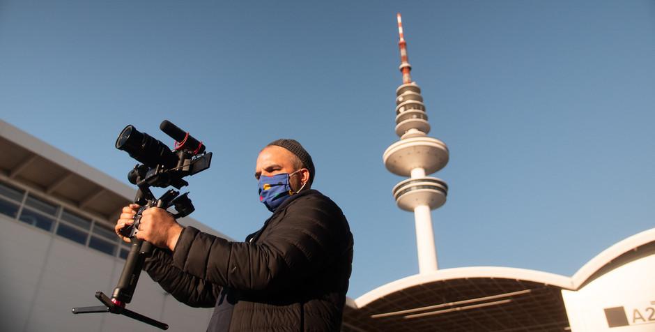 Videoproduktion in der Coronakrise
