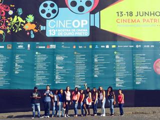 """""""Nos Bastidores da Notícia"""" confere a 13ª Mostra de Cinema de Ouro Preto"""