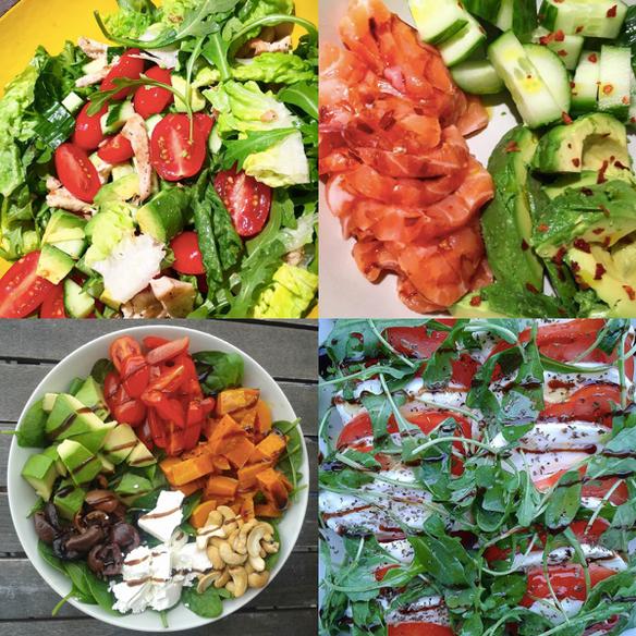 Salat-inspirasjon!