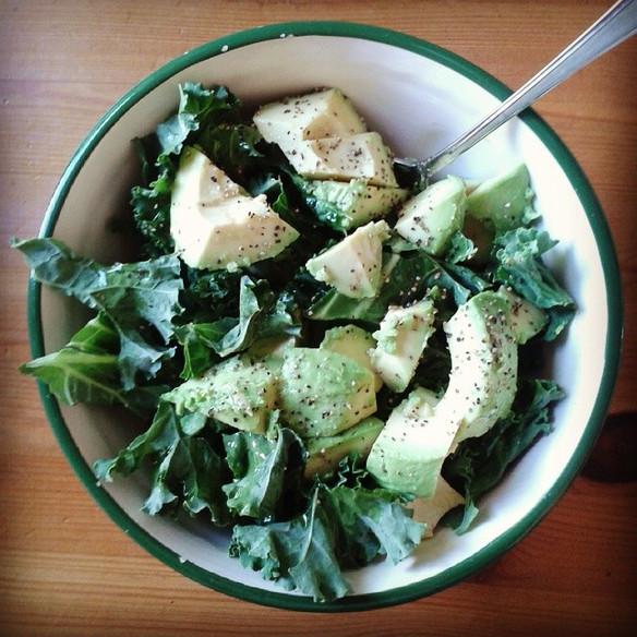 5 grunner til å spise grønnkål