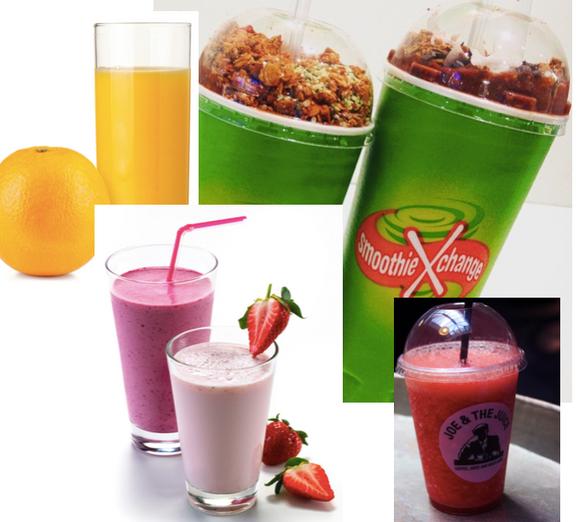 Hva er sunnest, smoothie eller juice?