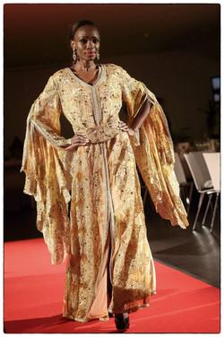 Haute Couture Morocaine