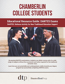 Chamberlin College DSST Dantes Exam Information
