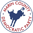 Democratic Central Committee of Marin Seal