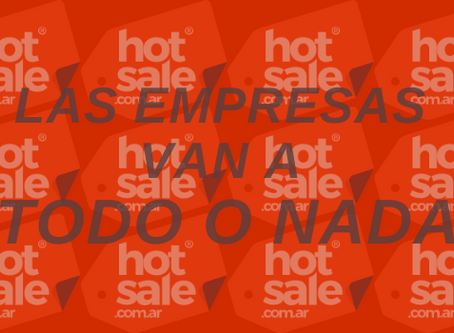 """Descuentos, financiación y promos: las empresas van a """"todo o nada"""" en Hot Sale para salvar el año."""