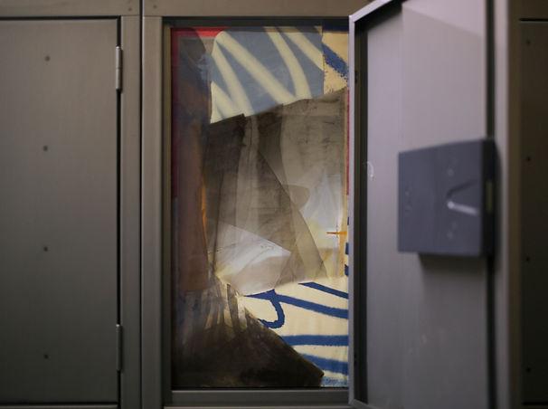 antoine langenieux villard opening passage exhibition grey cube 113 at central sant martins