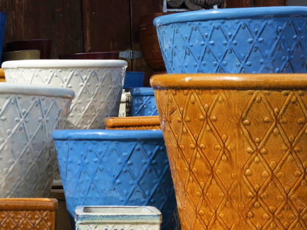 Outdoor Container & Pots