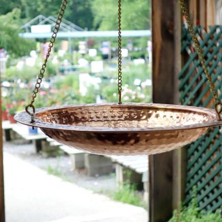 Hanging Bird Baths