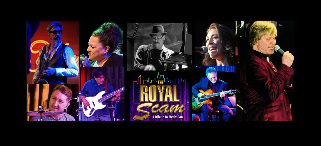 The Royal Scam the best Steely Dan Tribute