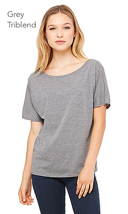 Bella Canvas Slouchy Tee #8816