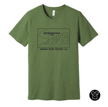 Hawaiian Island Property T-shirt