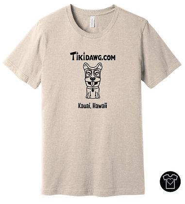 Tiki Collars - T-shirt
