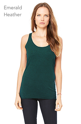 Bella Canvas Tri-blend Racerback Tank #8430