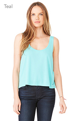 Bella Canvas Flowy Boxy Tank #8880