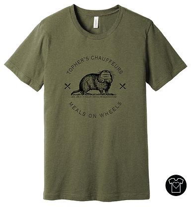 Tophers Chauffeurs T-shirt