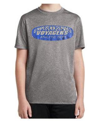 Voyagers Athletic - Unisex - Dri Fit - T-shirt