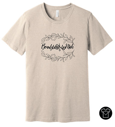Beauty Bliss by Mich T-shirt