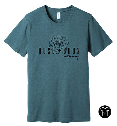 Rose and Bros Catering T-shirt