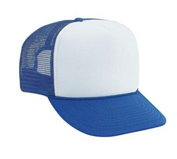 Otto Cap Two Tone Trucker Hat #39-169
