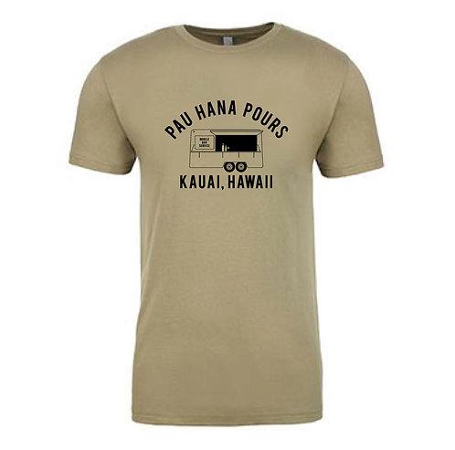 Pau Hana Pours T-shirt