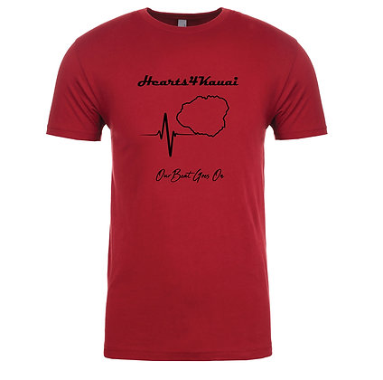 Hearts 4 Kauai T-shirt